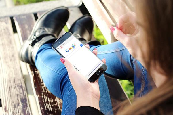 mobile internetsuche